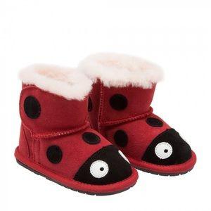 Emu baby boot Ladybird Walker